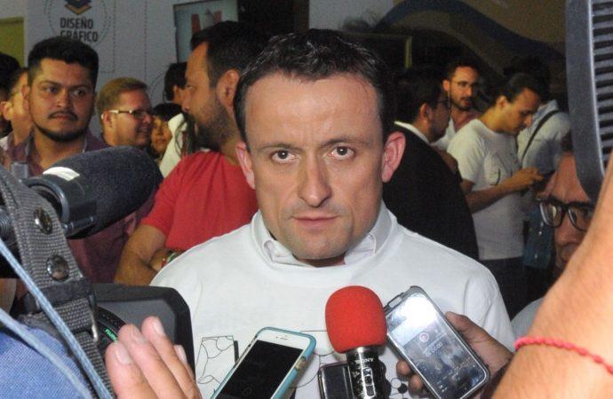 Mikel Arriola convoca a conformar un gobierno de coalición