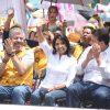 Se alista Barrales para cerrar campaña con triunfo contundente