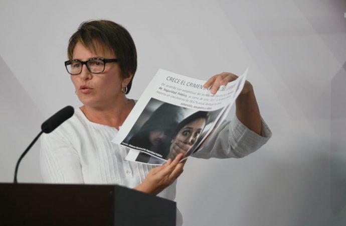 """""""Laura Beristain arrasó en el debate"""": coinciden ciudadanos de Solidaridad"""