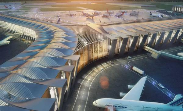 Nuevo Aeropuerto posicionará al país como punto de carga internacional