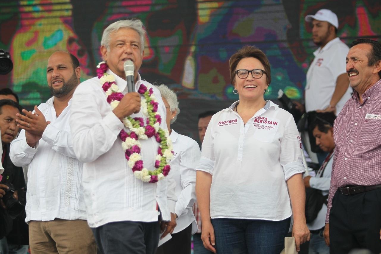 Empresarios siempre encontrarán diálogo y respeto en el proyecto que encabeza AMLO: Luis Humberto Fernández