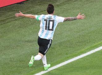 Argentina se mete a octavos de final; va contra Francia