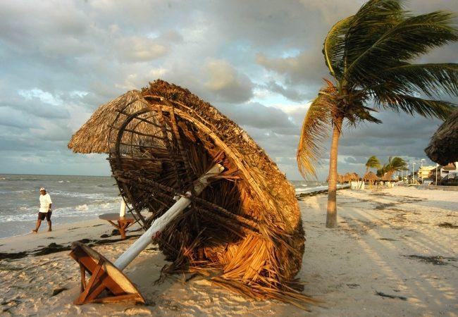 Inicia temporada de huracanes en el océano Atlántico