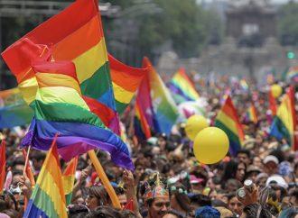 Colores toman la Ciudad de México en edición 40 de marcha LGBTTTI