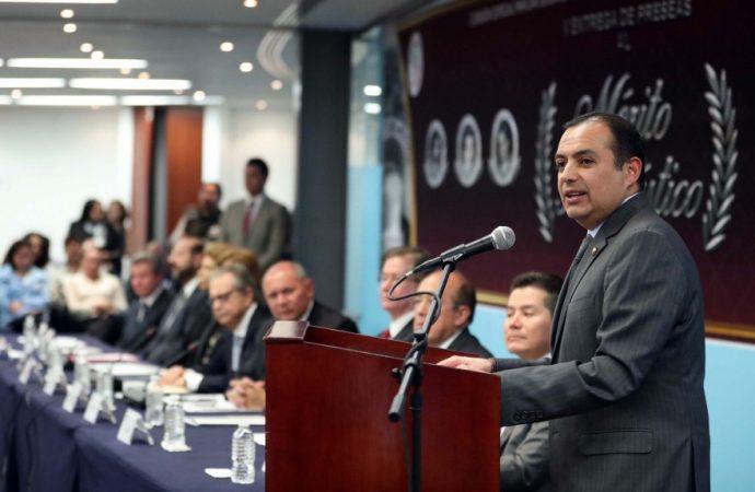 Hoy más que nunca es necesario reconocer la importancia de la libertad de expresión: Ernesto Cordero