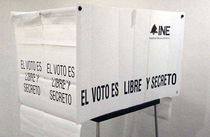 Destacan fuerza institucional del INE para garantizar resultados de comicios