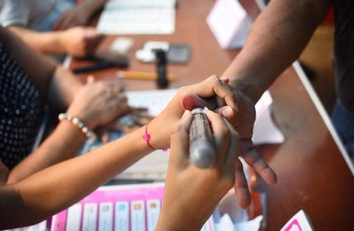 El Instituto Nacional Electoral convoca a la ciudadanía a votar en libertad