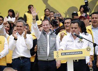 Avalaría TEPJF candidaturas de Mancera, Sánchez Cordero y Napo al Senado