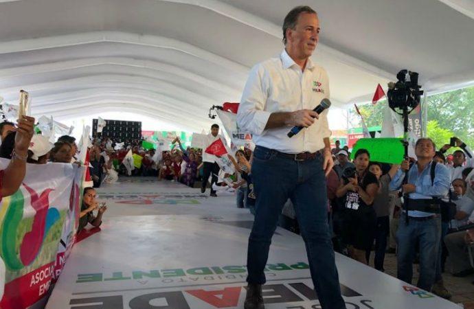 Llama Meade a michoacanos a emitir un voto razonado