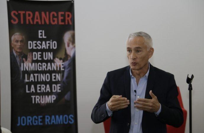 Jorge Ramos moderará el diálogo entre Ricardo Anaya y Comunidad IBERO