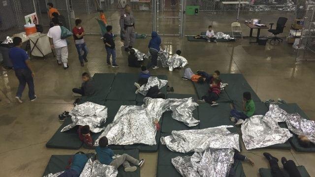Condena México separación inhumana de niños de sus familias en EU