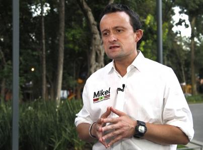 Mikel Arriola anuncia nueve propuestas ambientales para la capital