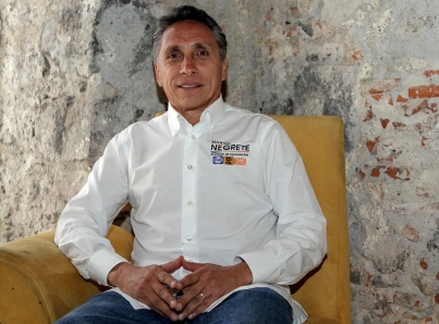 Coyoacán contaría con los mejores espacios deportivos: Manuel Negrete