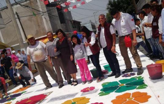 Se compromete Clara Brugada a instalar el Consejo de Pueblos y Barrios Originarios de Iztapalapa