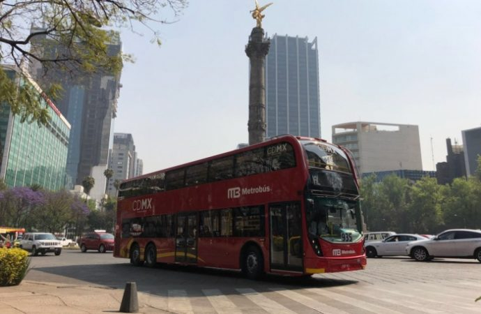 Da Tribunal Colegiado resolución a favor de Metrobús Reforma