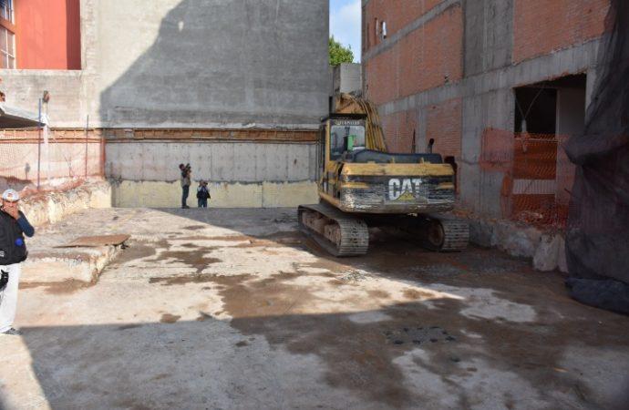 Reciben damnificados del 19S en Benito Juárez PreCurvi y vales de apoyo