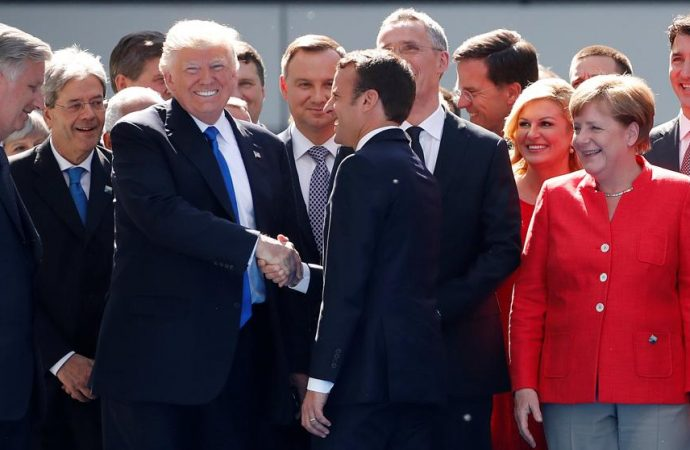 La OTAN saca chispas