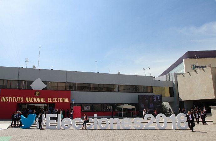 Exitoso el inicio de la jornada electoral en México: INE