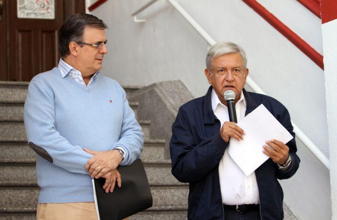 Ebrard confirma reunión de López Obrador con Chrystia Freeland
