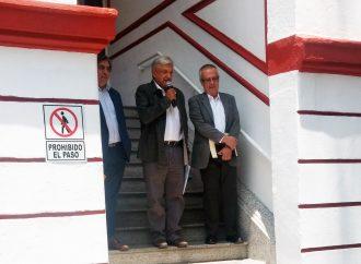 Hará López Obrador 'venta de garaje'
