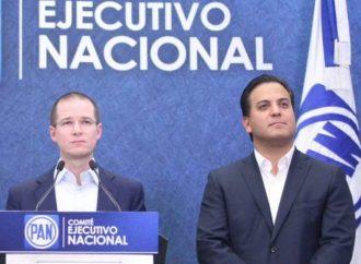 Exigen panistas renuncia de Ricardo Anaya y Damián Zepeda