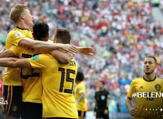 Bélgica vence a Inglaterra y es tercero del mundo en Rusia 2018
