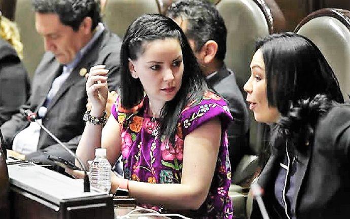 Propone Brenda Velázquez establecer en la ley Consulta Infantil y Juvenil simultánea a procesos electorales federales