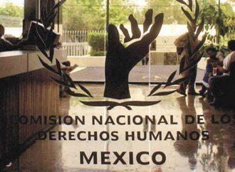 Atención a víctimas todavía es un reto para México: CNDH