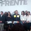 Celebra Barrales el triunfo de una mujer para la Jefatura de Gobierno de la CDMX