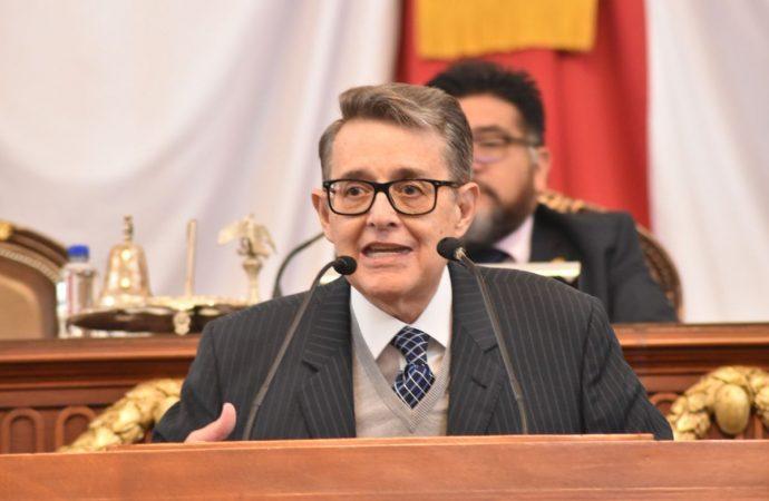 Llama Morena a Almeida a comparecer ante la Comisión de Seguridad Pública de la ALDF
