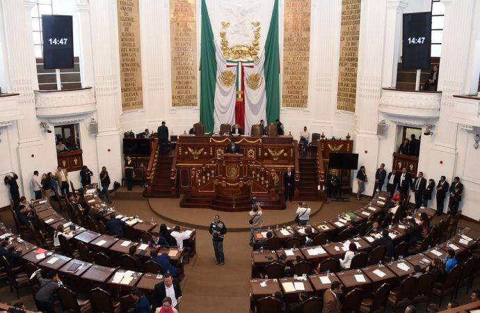 Comisión Permanente aprobó solicitar un censo sobre viviendas afectadas en Tláhuac por el 19-S