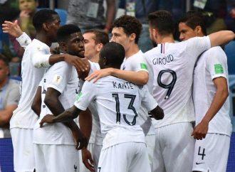 Francia elimina a Uruguay y califica a semifinales en Rusia 2018