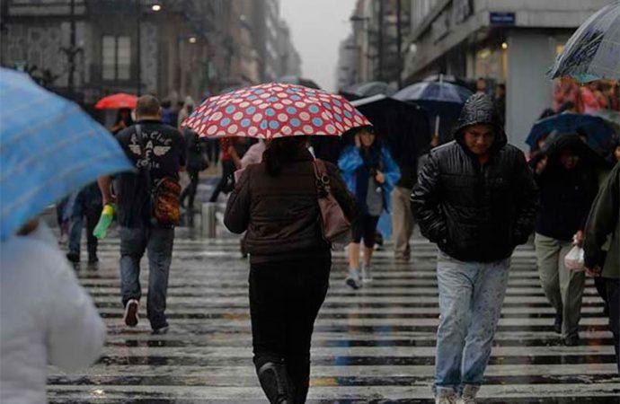 Ciudad de México tendrá mediodía cálido y tarde lluviosa