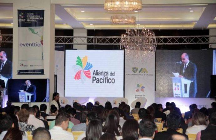 México, sede de encuentro empresarial de Alianza del Pacífico