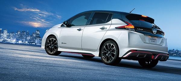 Nissan Leaf 'NISMO' hace su debut mundial