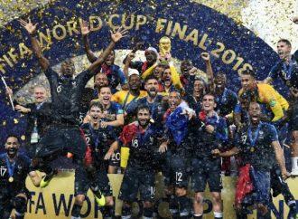 Francia, bicampeona del mundo; Croacia, un digno finalista