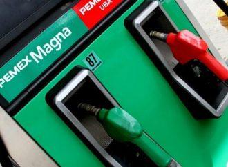 Precio de la gasolina acumula 11 meses de incrementos consecutivos