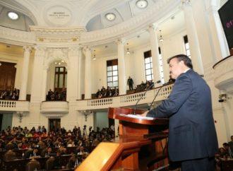 Reconocimiento a Hiram Almeida y éxito para Raymundo Collins: diputado Gonzalo Espina