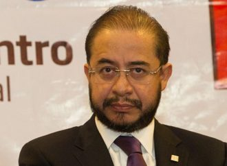PES impugna casillas no la elección presidencial: Hugo Eric Flores