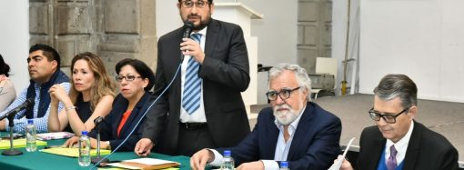 Finalizan trabajos del Parlamento del Frente Mexicano Pro Derechos Humanos