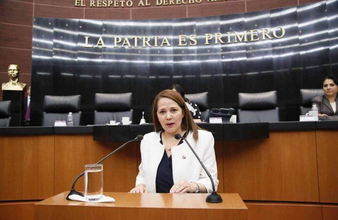 Plantea la senadora Loaiza Garzón exhorto a SRE para alcanzar mejores condiciones de migrantes