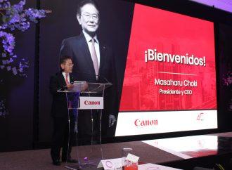 Canon Mexicana celebra 40 años brindando  soluciones integrales de imagen en México