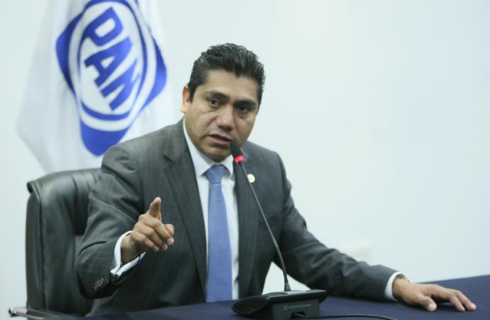 Afirma Jorge Luis Preciado que buscará la presidencia nacional del PAN
