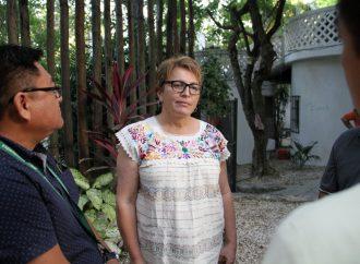 El trabajo directo con la gente marcará el rumbo de mi gobierno: Laura Beristain