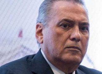 Manlio Fabio Beltrones solicita amparo por supuesto desvío de recursos