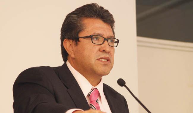 Morena ejercerá mayoría con responsabilidad, señala Monreal