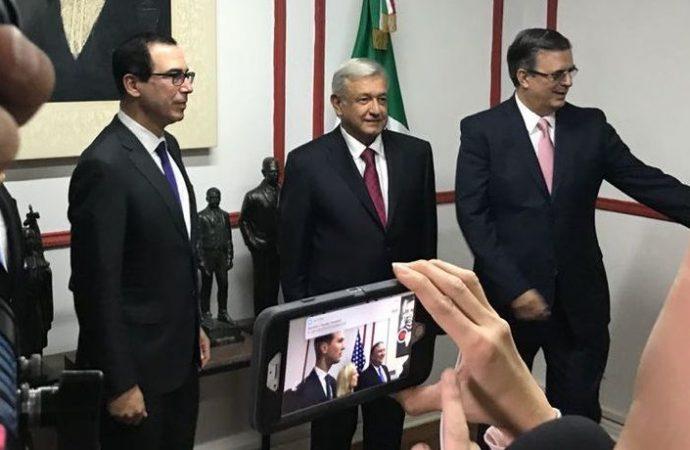 Propone EU a México fortalecer asilo a Migrantes