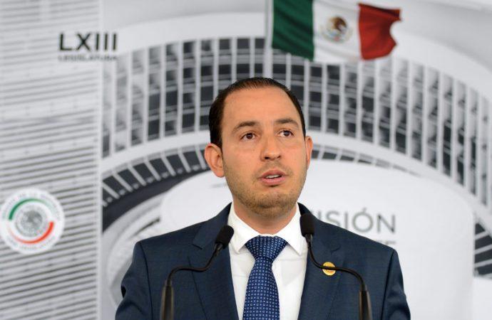 AMLO ofreció no mentir y no robar, pero engañó a los damnificados: Marko Cortés
