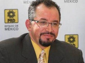 Omar Ortega Álvarez será el nuevo coordinador parlamentario del PRD