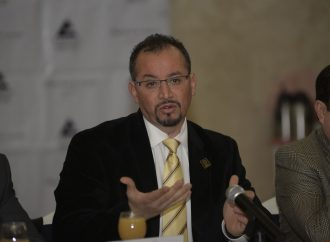 Mi designación como coordinador del PRD fue avalada por 33 de los 51 diputados perredistas: Ortega Álvarez